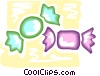 Vector Clip Art picture  of an Assorted Confectionery