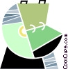Rolodex Vector Clipart illustration