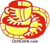 Croissants Vector Clip Art picture