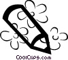 Vector Clip Art picture  of a Pencils