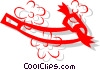 noise maker Vector Clipart picture