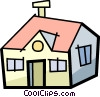 Urban Housing Vector Clipart picture