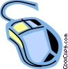 Vector Clipart illustration  of a Mouse