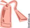 Fire Extinguishers Vector Clip Art picture