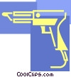 Soldering Guns Vector Clip Art picture