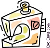 Sewing Machines Vector Clip Art picture