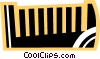 Combs Vector Clipart graphic