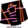 Basketballs and Nets Vector Clip Art image