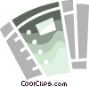 3-Ring Binders Vector Clip Art picture