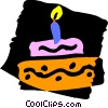 Birthday Cakes Vector Clip Art picture