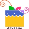 Vector Clip Art picture  of a Gifts and Presents