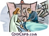 Emergency Rescue and Relief Services Vector Clip Art picture
