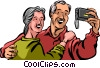 Vector Clip Art image  of a Couples and Romance