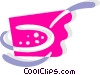 Frying pan Vector Clip Art picture