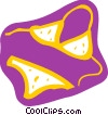 Bikini bathing suit Vector Clipart picture