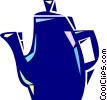 Coffee pot Vector Clip Art picture