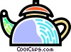 Steam kettle Vector Clipart graphic