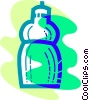 Dish soap Vector Clip Art graphic