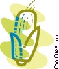 Ear of corn Vector Clip Art picture