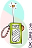 Walkie-Talkies Vector Clipart picture