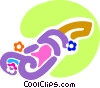 noise maker Vector Clip Art picture