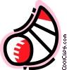 Vector Clipart image  of a Cornucopia