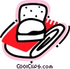 Vector Clipart illustration  of a Misc Hygiene