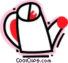 Watering can Vector Clipart illustration
