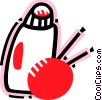 Vector Clip Art picture  of a Misc Hygiene