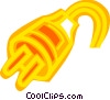 Electric plug Vector Clipart picture