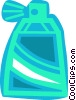 Vector Clipart image  of a Hairspray