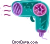 Blow dryer Vector Clipart picture