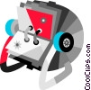 Rolodex Vector Clipart picture