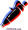Vector Clipart image  of a Fountain pen