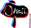 Mailbox Vector Clip Art picture