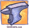 Colorful anvil Vector Clip Art picture