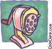 Pencil Sharpeners Vector Clipart illustration