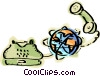 Vector Clip Art picture  of a Online Concepts