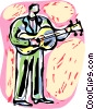 Vector Clipart graphic  of an Acoustic