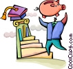 Vector Clipart image  of a Educational Concepts