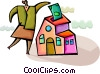 Mortgage and Loans Vector Clipart picture