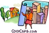 Architects and Designers Vector Clip Art picture