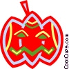 Jack-o-lantern Vector Clip Art picture