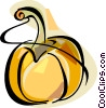 Jack-o-lantern Vector Clipart picture