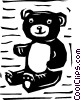 Teddy bear Vector Clip Art picture