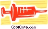 Hypodermic needle Vector Clip Art picture
