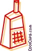 Vector Clipart image  of a Cell phone