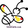 Bumble bee Vector Clip Art picture