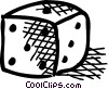 Dice Vector Clipart picture