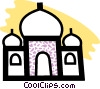 International building Vector Clip Art picture